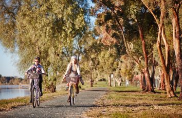 Cycling and Walking Trails